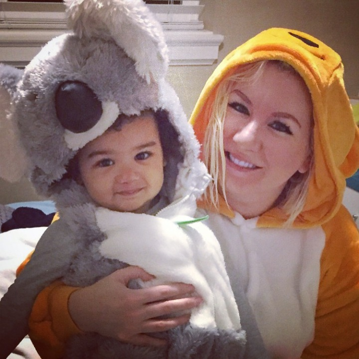 Mommy & Me Costumes